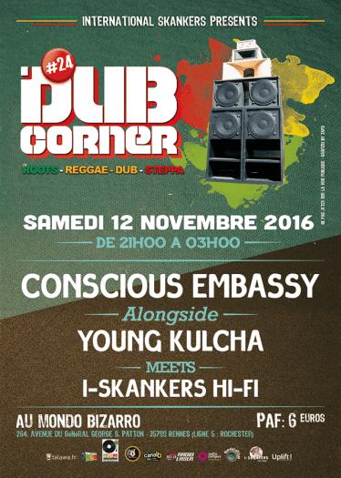 Dub Corner #24