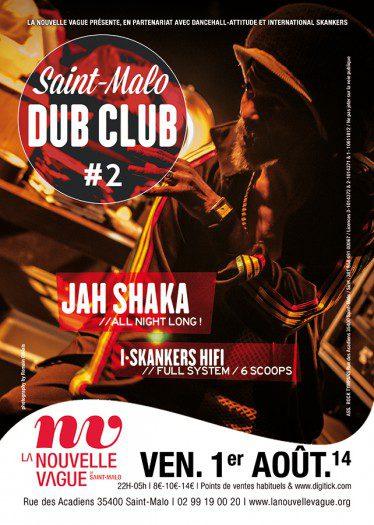 Saint-Malo Dub Club #2