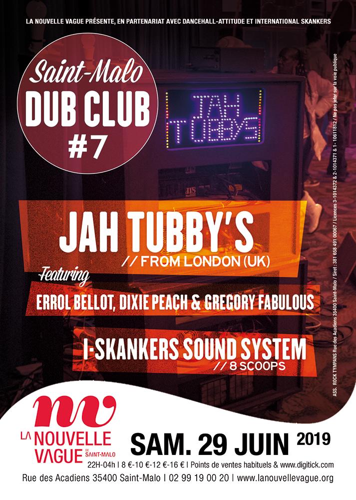 St Malo Dub Club #7