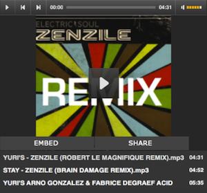 Zenzile Remix Contest