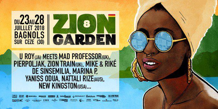 Zion Garden #8