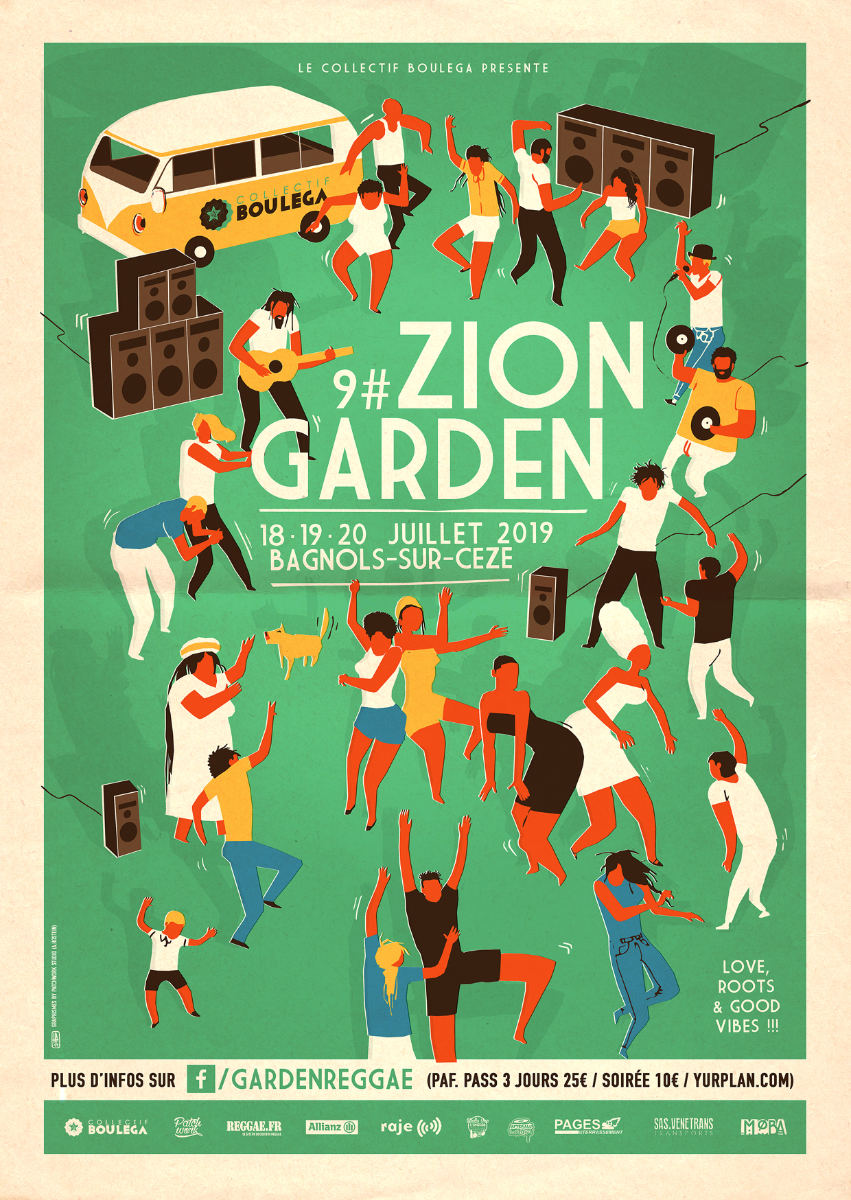 Zion Garden #9