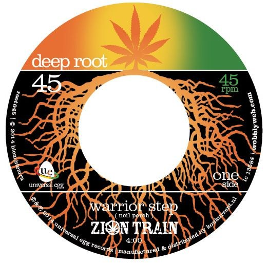 Zion Train - Warrior Step
