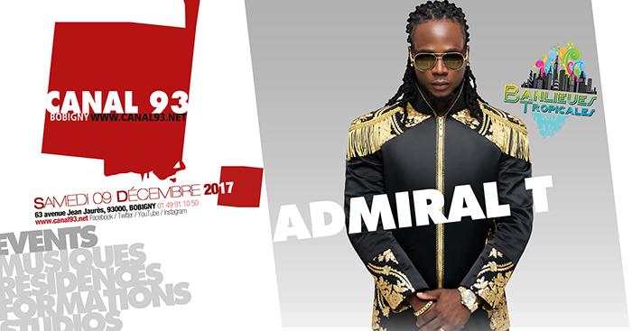 Admiral T – Festival Banlieues Tropicales