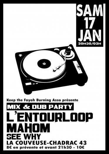 MIX & DUB Party