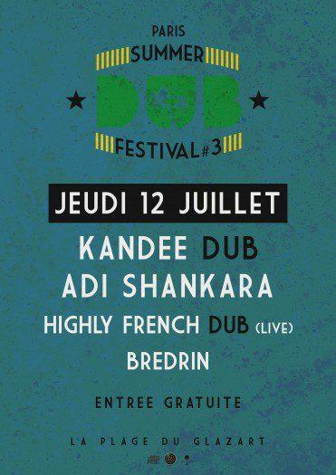 Summer Dub Festival 3e Session