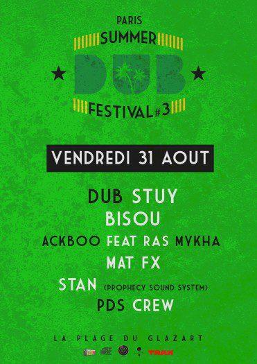 Summer Dub Festival Closing Party