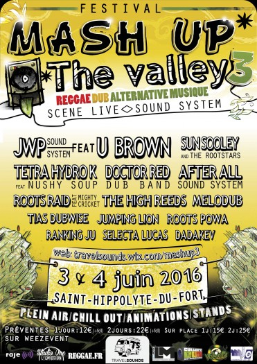 Mash up the Valley #3
