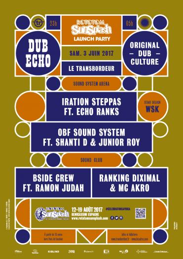 Dub Echo #14 : Rototom Sunsplash Launch Party