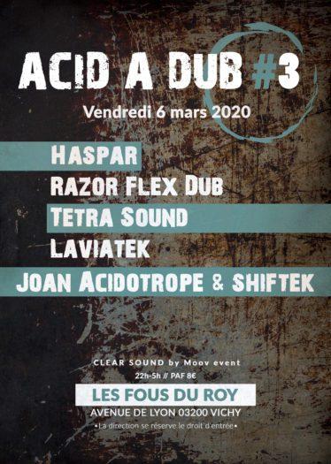 Acid A Dub #3