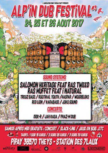 Alp' In Dub Festival #3