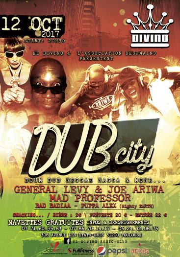 Dub City #1