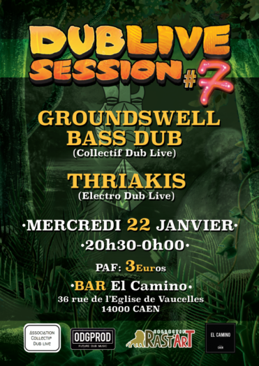Dub Live Session #7