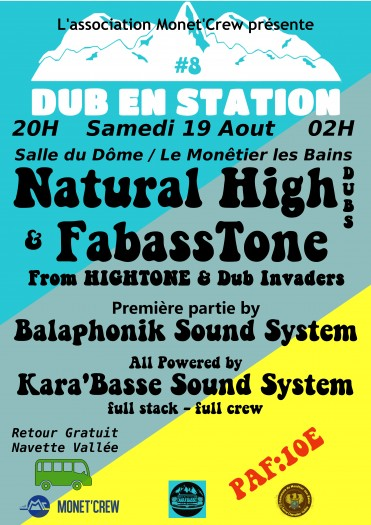 Dub en Station #8