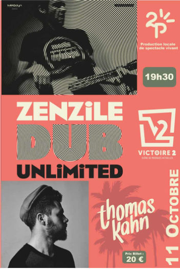 Zenzile + Thomas Kahn