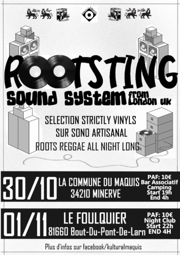 ROOTSTING Sound System