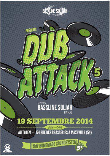 Dub Attack #5