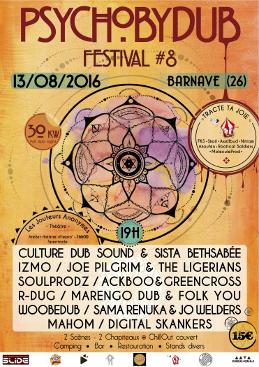 Psychobydub Festival #8