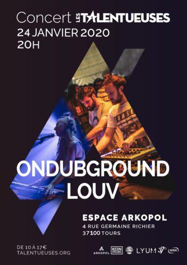 Ondubground & Louv