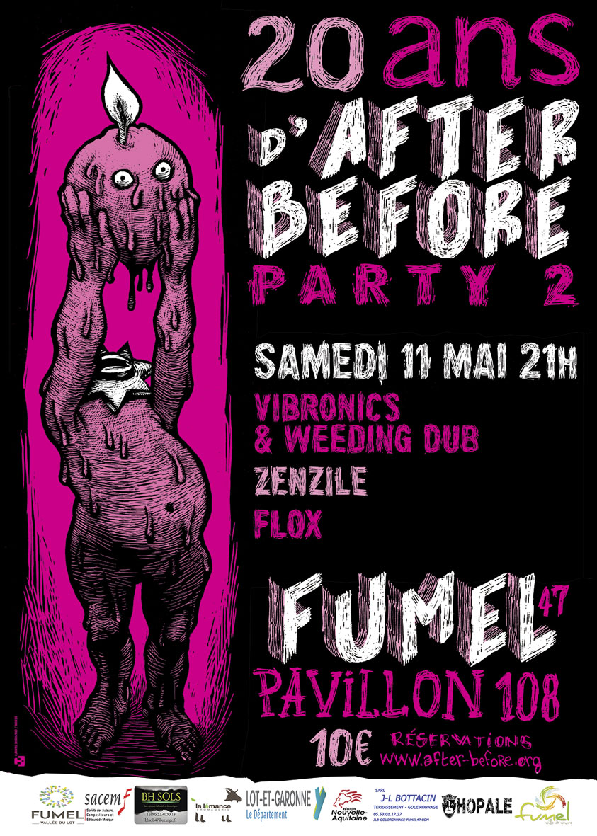 20 ans d'After Before party II