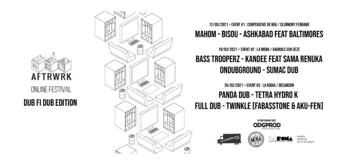 Outlook Festival Paris Launch Party – Glazart (75) – 5 Juillet 2014