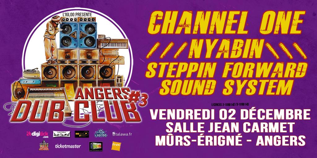 Angers Dub Club #3