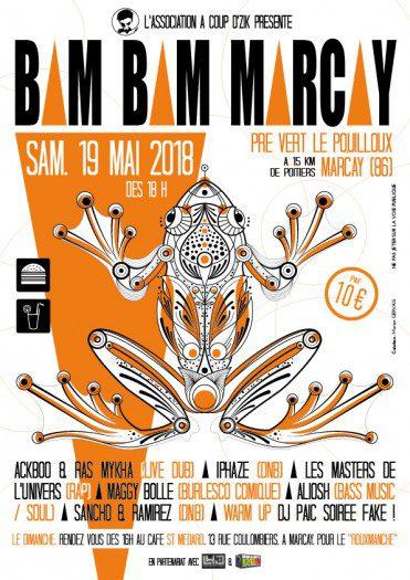 Bam Bam Marçay #5