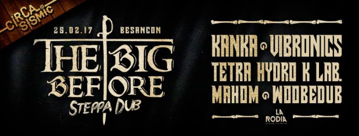 The Big Before Electro Dub