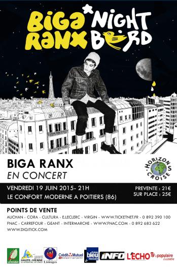 Concert Biga*Ranx