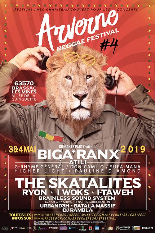 Arverne Reggae Festival #4