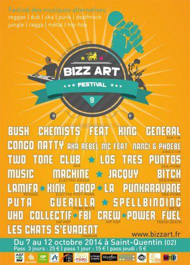 Bizz'art Festival # 9