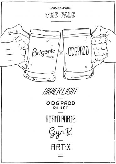 Brigante records ✕ ODG Prod