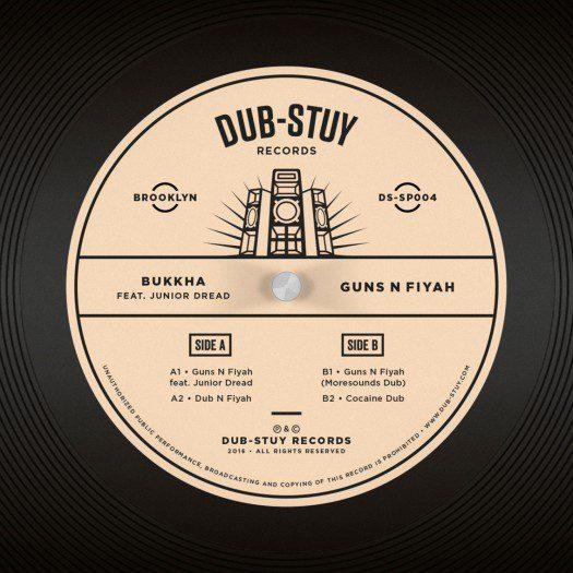Bukkha - Guns N Fiyah SP