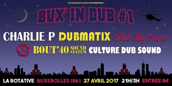 Bux' In Dub #1