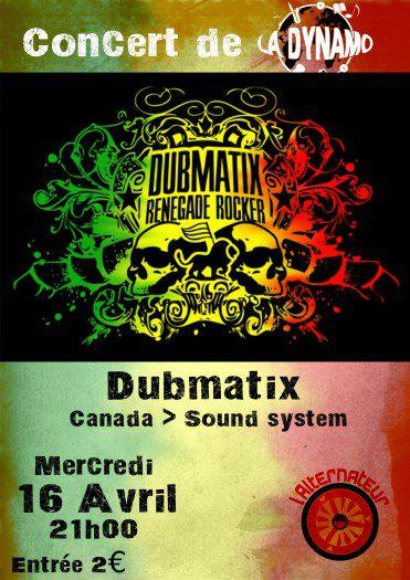 Dubmatix Live
