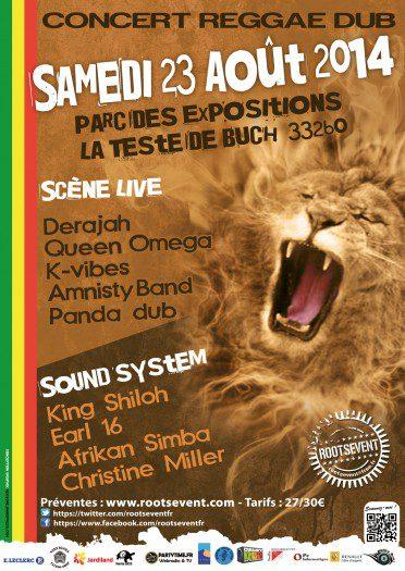 Concert Reggae Dub