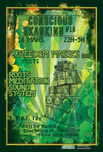 Conscious Skanking #16