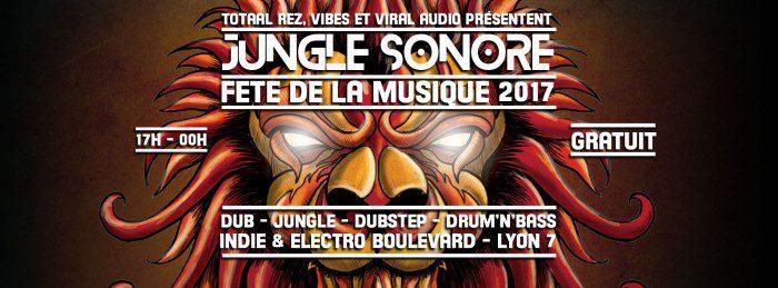 Fête de la musique – Jungle sonore 2017