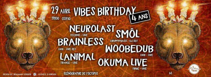 Vibes Birthday
