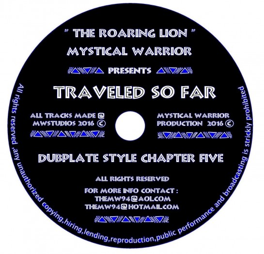 Mystical Warrior - Traveled So Far (DubPlate Style Chapter 5)