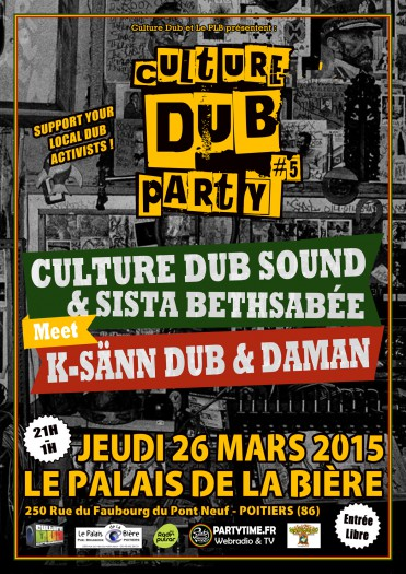 Culture Dub Party #5