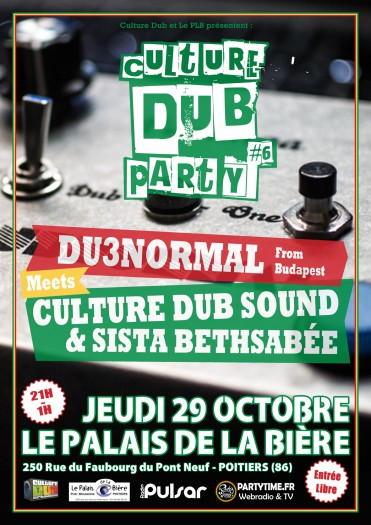 Culture Dub Party #6