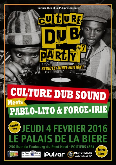 Culture Dub Party #7