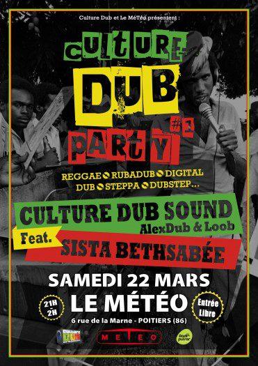 Culture Dub Party #1