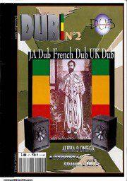 Culture Dub n°02 page 1 Couverture n°2 Décembre 2001