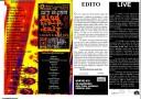 Culture Dub n°04 pages 2-3 Sommaire - Édito / Live
