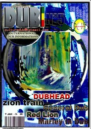 Culture Dub n°05 page 1 Couverture n°5 Septembre 2002