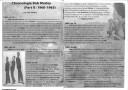 Culture Dub n°08 pages 4-5 Chronologie Bob Marley (Part II : 1960 - 1965) par Léo & Bobo