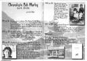 Culture Dub n°10 pages 4-5 Chronologie Bob Marley (Part IV : 1971 - 1975) par léo & Bobo