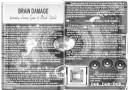 Culture Dub n°13 pages 12-13 Brain Damage feat Learoy Green & Black Sifichi